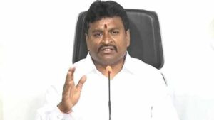 Minister Vellampalli Srinivas Comments