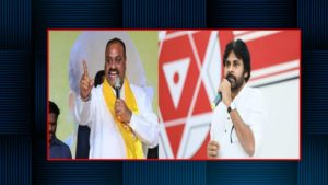 Political High Voltage in Tirupati