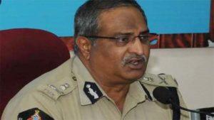former intelligence chief AB Venkateswara Rao suspension extended