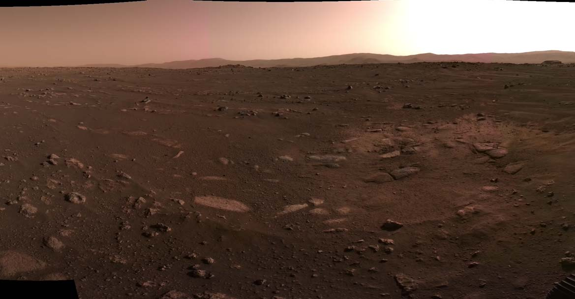 3 11 NASA Perseverance Rover crashes on Mars .. Wow if you look at the latest photos ..