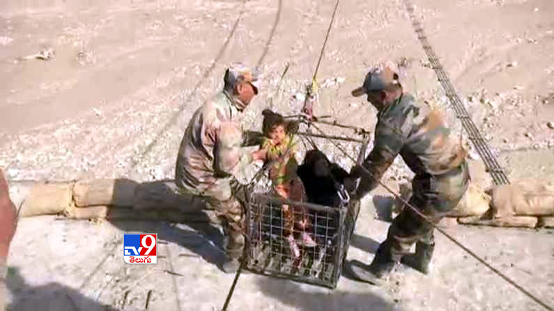 Uttarakhand Rescue Operation Photos 7 Uttarakhand Rescue Operation Photos: Ongoing relief operations near Joshimath in Chamoli after the watershed .. - Uttarakhand glacier burst: Rescue operation underway at tunnel in Joshimath Photos