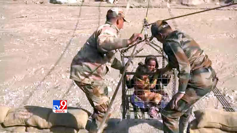 Uttarakhand Rescue Operation Photos 9 Uttarakhand Rescue Operation Photos: Ongoing relief operations near Joshimath in Chamoli after the watershed .. - Uttarakhand glacier burst: Rescue operation underway at tunnel in Joshimath Photos