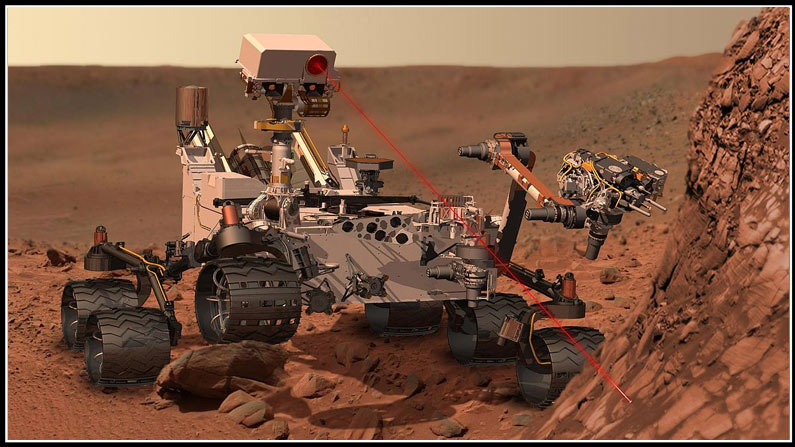 mars 3 1 India Mars Mission Photos: NASA goes viral with photos of the first rover to land on Mars - Stunning Photo Shows Perseverance's Mars Landing From Above