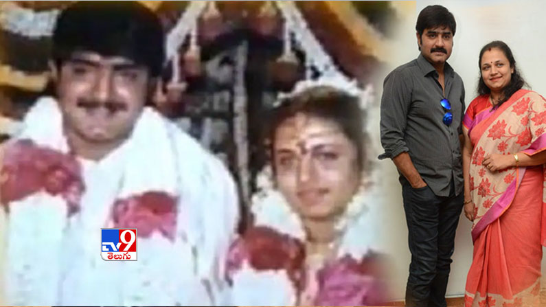 srikanth Valentine's Day Special Photos: Tollywood's top heroes who turned love into marriage ... That bond is today.  - love marriage couples in tollywood photos