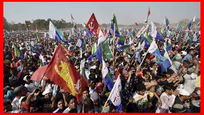 Bengal polls 3 Left-Congress-ISF grand alliance formed in West Bengal assembly elections - Left-Congress-ISF grand alliance