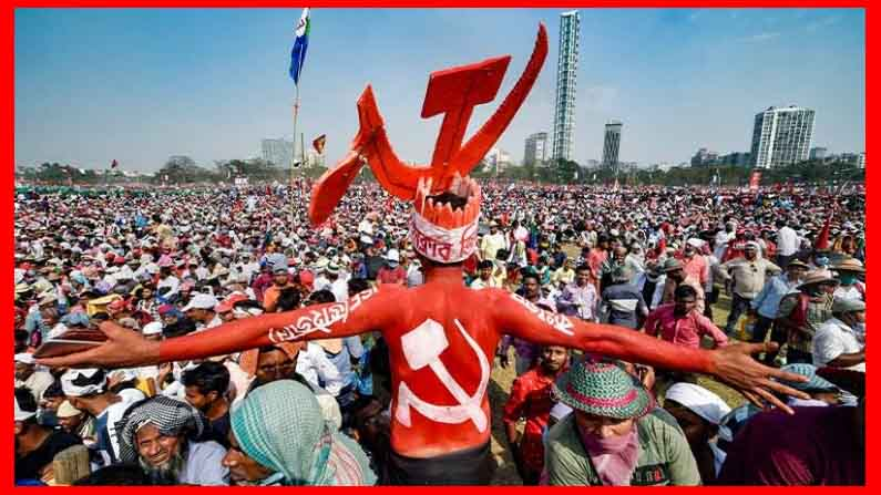 Bengal polls 4 Left-Congress-ISF grand alliance formed in West Bengal assembly elections - Left-Congress-ISF grand alliance