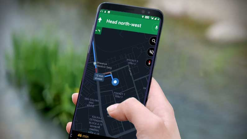 Dark Mode on Google Maps The latest features in Android ..