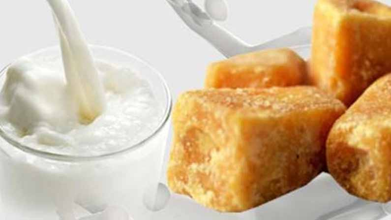 Jaggery Milk Health Benefits1