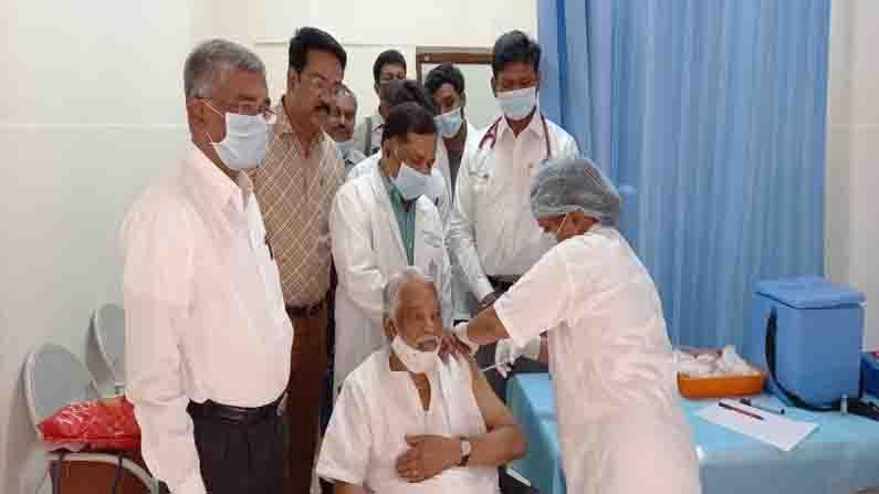 Second round of Covid 19 vaccine in India