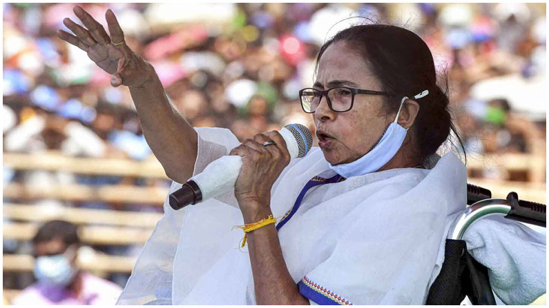 West Bengal Election 2021: Reply to those comments within 48 hours .. Easy notices to Mamata Banerjee