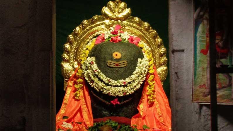 Shivalinga At Maruleshwara