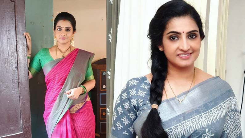 sujeetha 2 Vadinamma Serial Actress Sujitha: Interesting Facts About 'Vadinamma' Fame Sujitha (Sita) ... Beautiful Photos .. - vadinamma serial actress sujitha dhanush know details about her