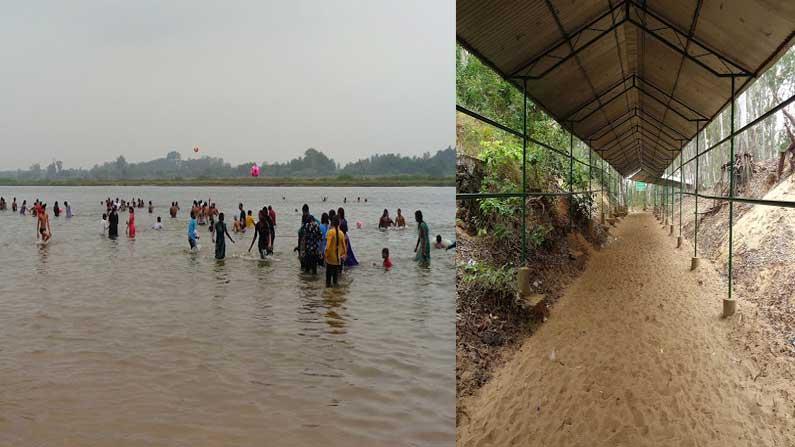Ta;lakadu Kaveri Riverfront