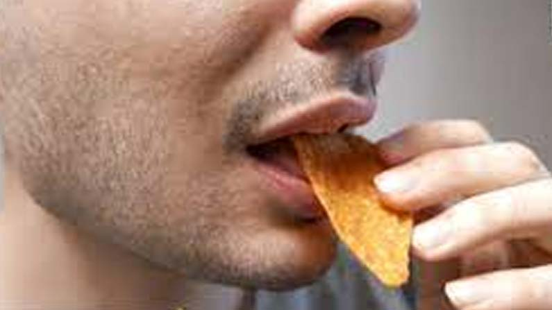 Eating Chips1