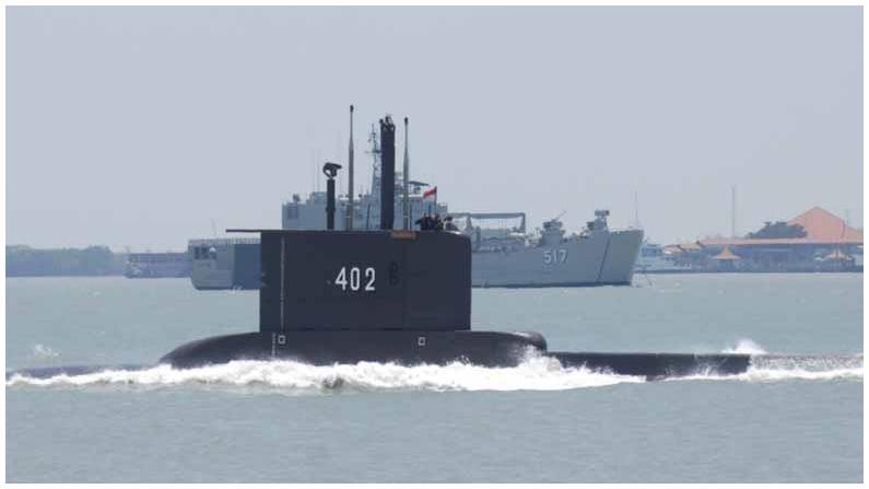 Indonesian Submarine (1)