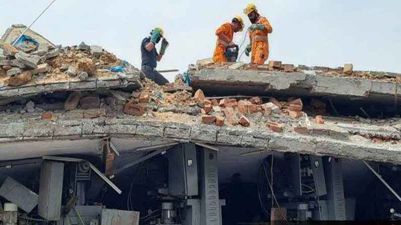 Ludhiana Building Collapse 2