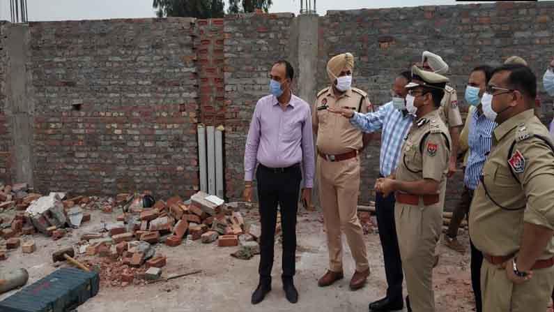 Ludhiana Building Collapse 4