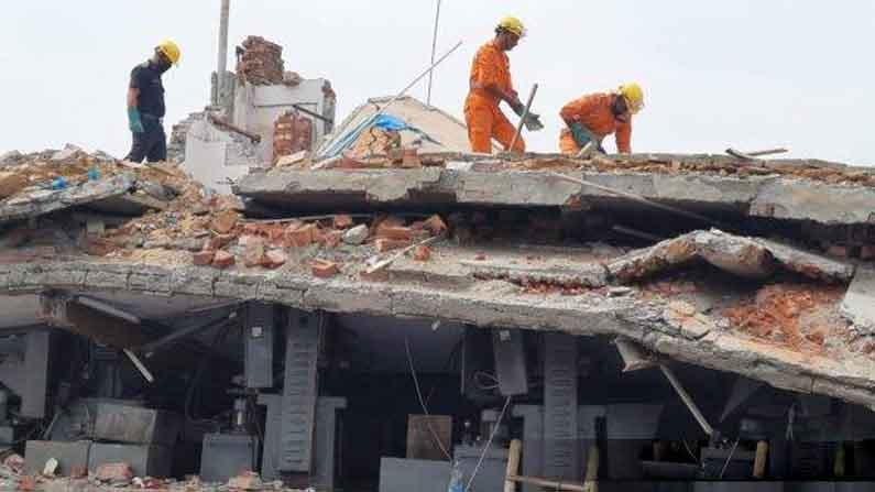 Ludhiana Building Collapse 7