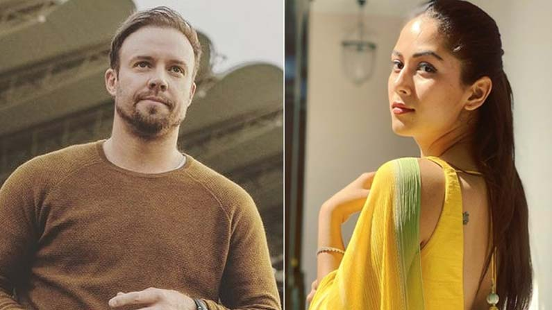 The wife of a Bollywood young hero who fell in love with Abby De Villiers' style ..!  Shocking reply to fans ..