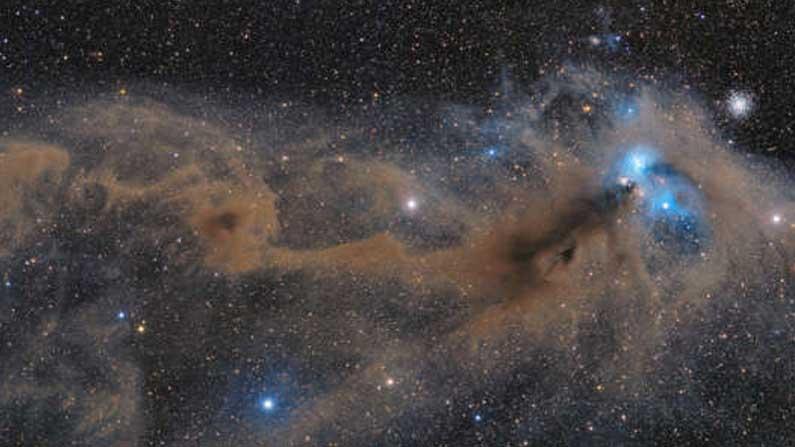 Pacman Nebula 1