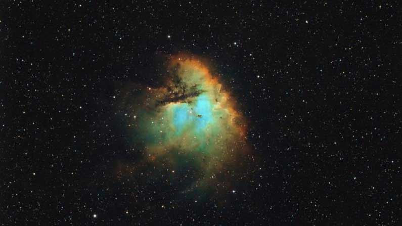 Pacman Nebula 2