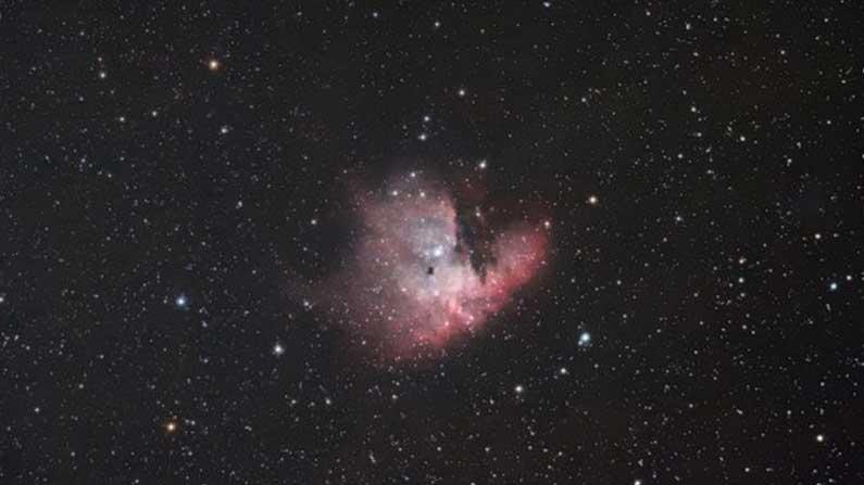 Pacman Nebula 3