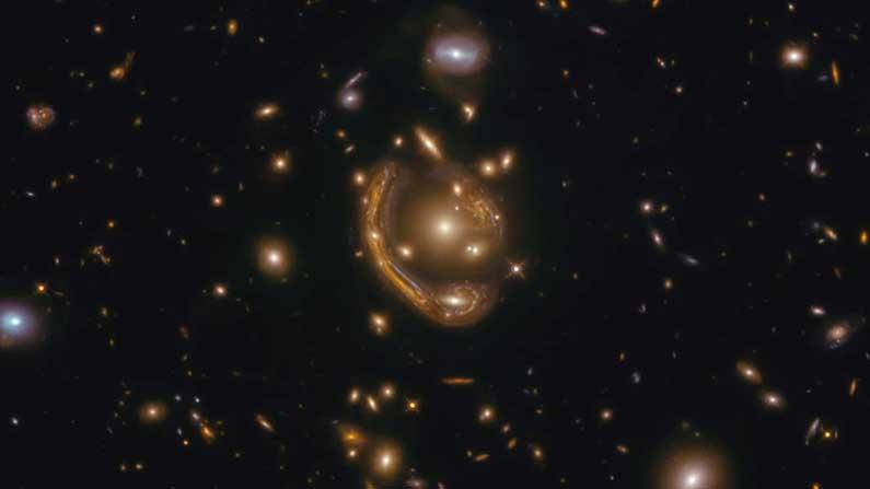 Pacman Nebula 5