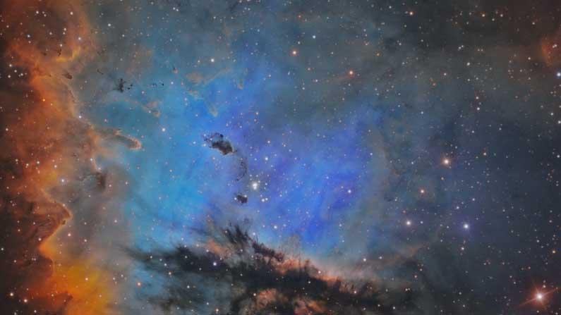 Pacman Nebula 7