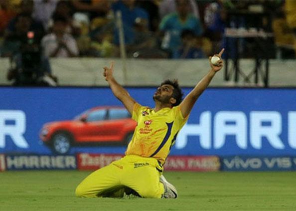 Shardul Thakur Catch