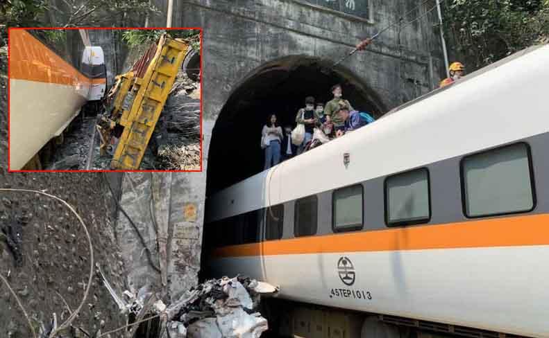 (VIDEO) STRAVIČNA TRAGEDIJA: U željezničkoj nesreći na Tajvanu najmanje 48 mrtvih