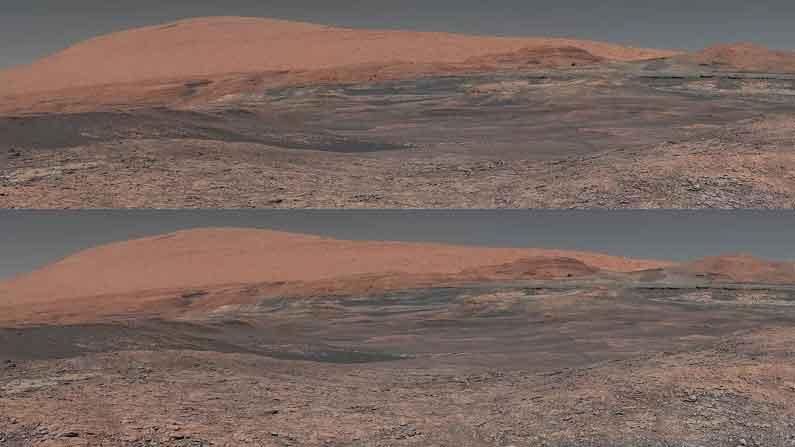 Water Flows On Mars 1