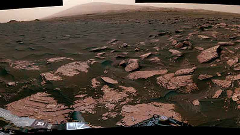 Water Flows On Mars 5