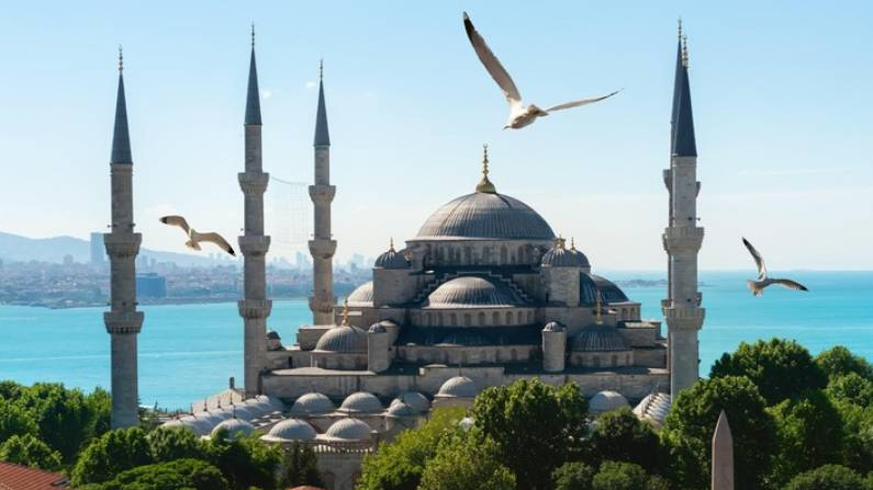 Blue Mosque 5