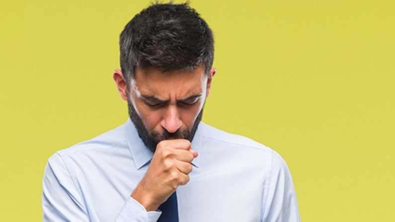 Coronavirus Symptoms Cough