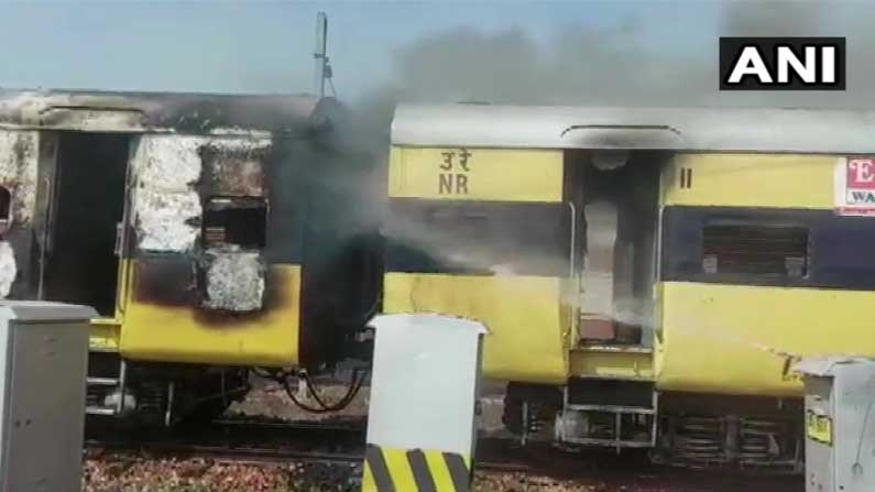 Haryana Train Fire 2