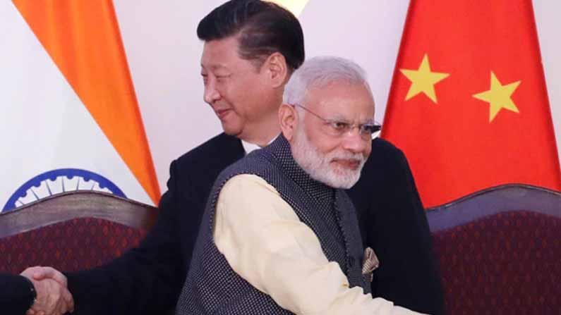 India China 2