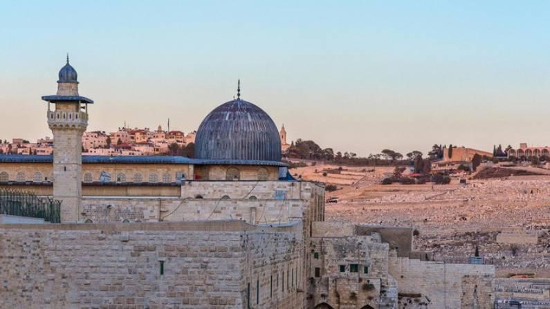 Israel Mosque 2