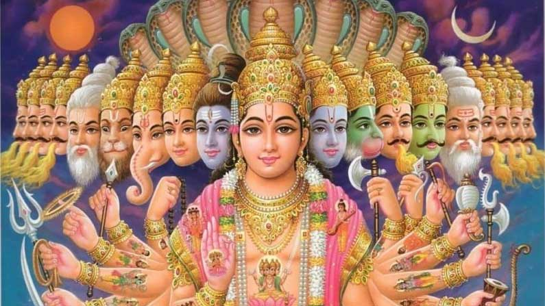 Lord Vishnu 1