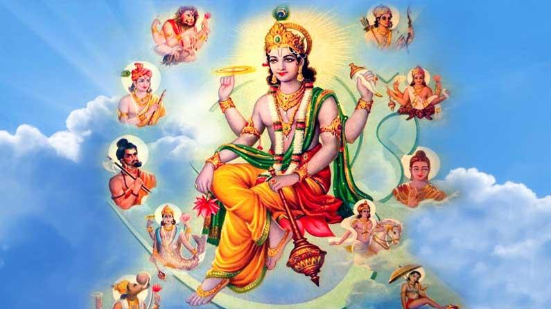 Lord Vishnu 2