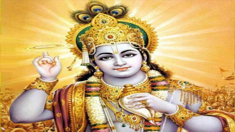 Lord Vishnu 4