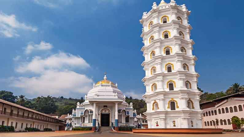 Mangesh Temple 3