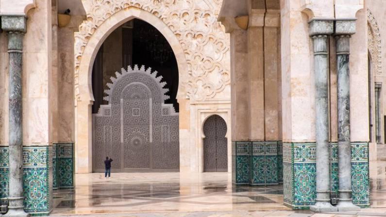 Morocco Mosque 4