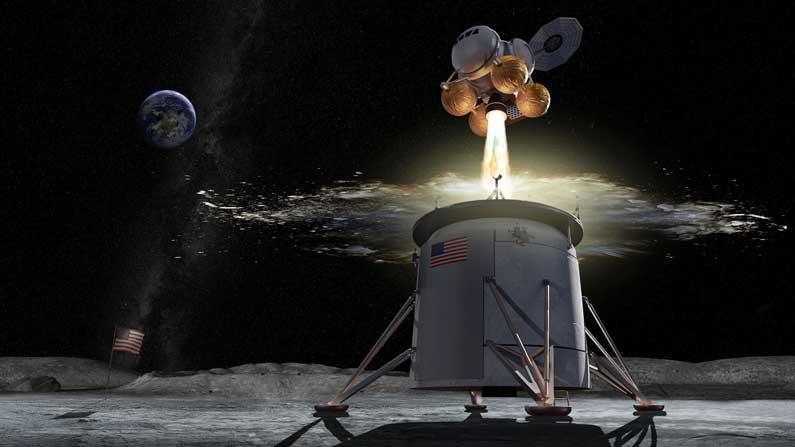 Nasa Moon Mission 2