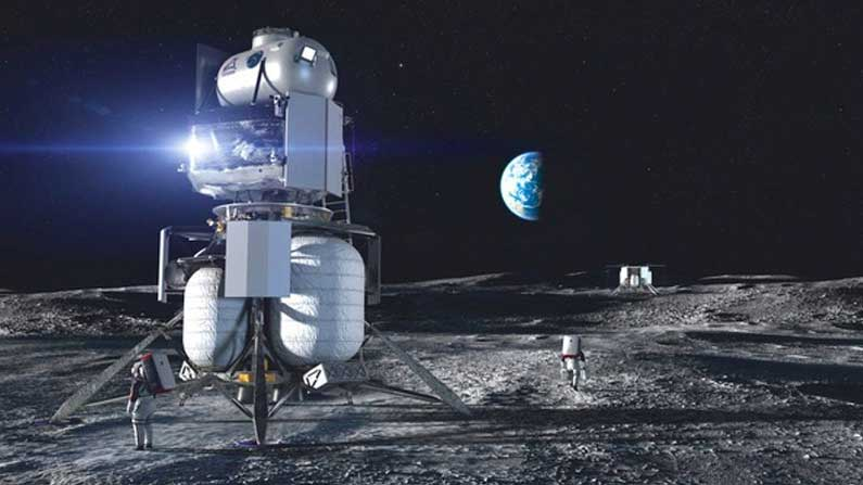 Nasa Moon Mission 3