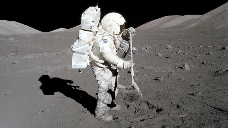 Nasa Moon Mission 4
