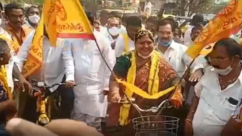 Panabaka Lakshmi Cycle