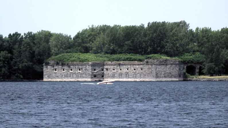 Fort Blunder Canada