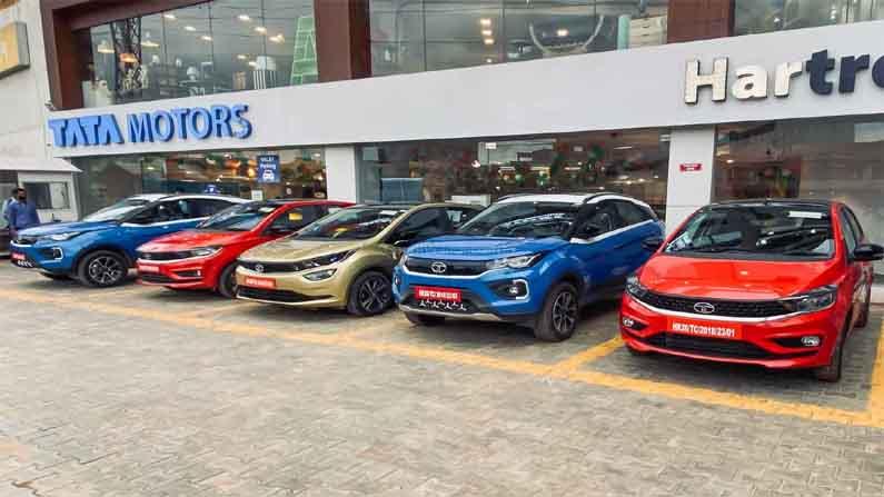 Tata Motors Cars 3