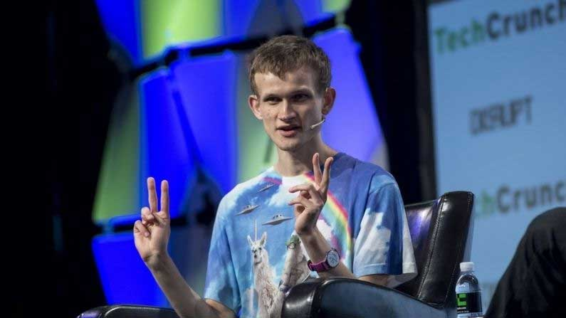Ethereum Founder Vitalik Bu
