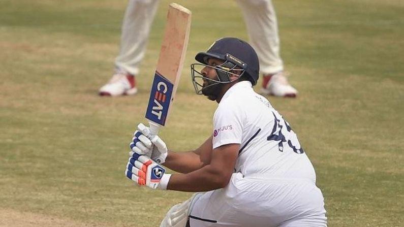 Rohit Sharma Test Six